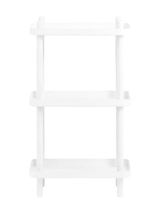 Normann Copenhagen - Block Shelf -hylly 87 x 50 x 35 cm - WHITE | Stockmann - photo 2