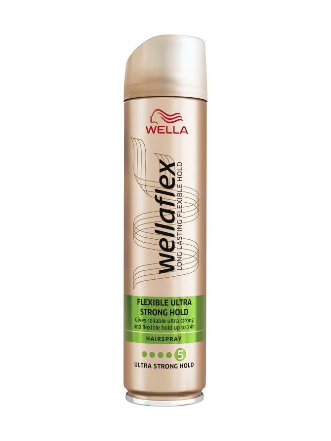 Wellaflex Ultra Strong -hiuskiinne 250 ml