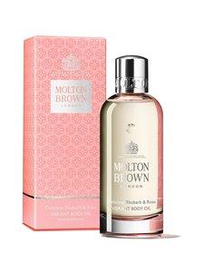 Molton Brown - Rhubarb & Rose Body Oil -vartaloöljy 100 ml | Stockmann