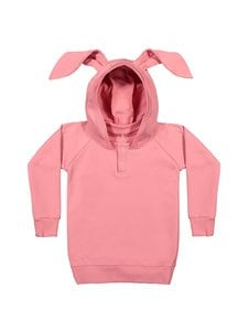 Metsola - Bunny Hoodie -huppari - 23 STRAWBERRY ICE | Stockmann