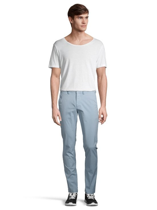 GANT - Slim Sunfaded -chinot - 420 HAMPTONS BLUE | Stockmann - photo 2