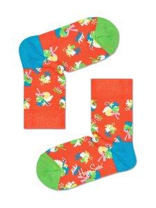 Happy Socks - Hibiscus-sukat - 2500-ORANGE | Stockmann
