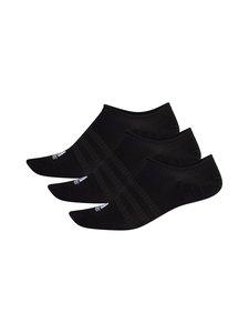adidas Performance - No-Show-sukat 3-pack - BLACK/BLAC BLACK/BLACK/BLACK | Stockmann