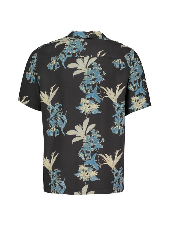Carhartt WIP - Hawaiian Floral Shirt -kauluspaita - HAWAIIAN FLORAL PRINT, BLACK | Stockmann - photo 2