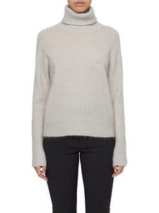 Tiger Of Sweden - Paxi Knit -pooloneule - 1R7 MOONBEAM | Stockmann