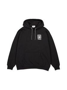 Makia - Ögon Hooded Sweatshirt -huppari - 999 BLACK | Stockmann