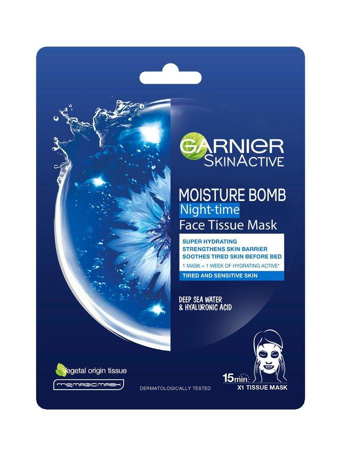 Skin Active Tissue Mask -kangasnaamio 28 g