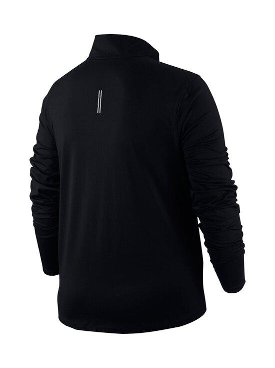 Nike - Element Top Half Zip -paita - 010 BLACK/REFLECTIVE SILV | Stockmann - photo 2