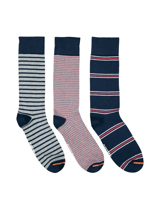 Superdry - City Sock -sukat 3-pack - J6C GREY | Stockmann - photo 1