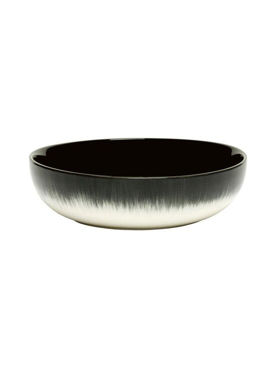 Serax - Dé Tableware by Ann Demeulemeester -kulho 12,9 cm - OFF-WHITE/BLACK | Stockmann - photo 2