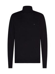 Calvin Klein Menswear - Superior Wool Turtle Neck -villaneule - CK BLACK BEH | Stockmann