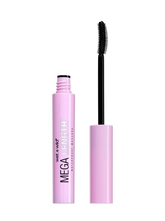 Wet n Wild - Mega Lenght Mascara -ripsiväri 6 ml - BLACK | Stockmann - photo 1