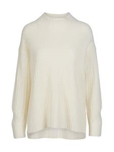 By Malene Birger - Cyrhila Knit -villasekoiteneule - 03Z - SOFT WHITE | Stockmann