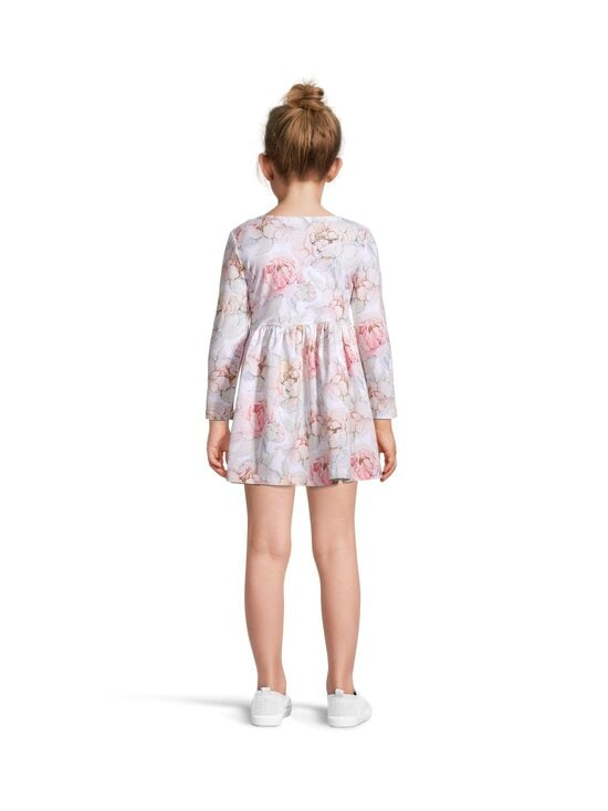 MINGNELIN - Jersey Dress -mekko - 186 AKVAREL PIONIES   Stockmann - photo 3