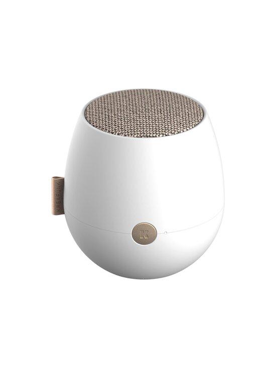 Kreafunk - aJAZZ Bluetooth -kaiutin - WHITE | Stockmann - photo 1