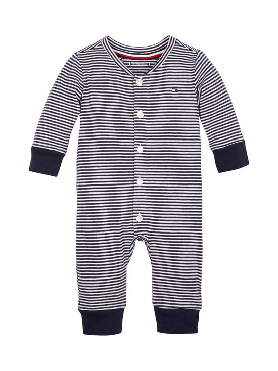 Baby Stripe Flag Coverall -haalari