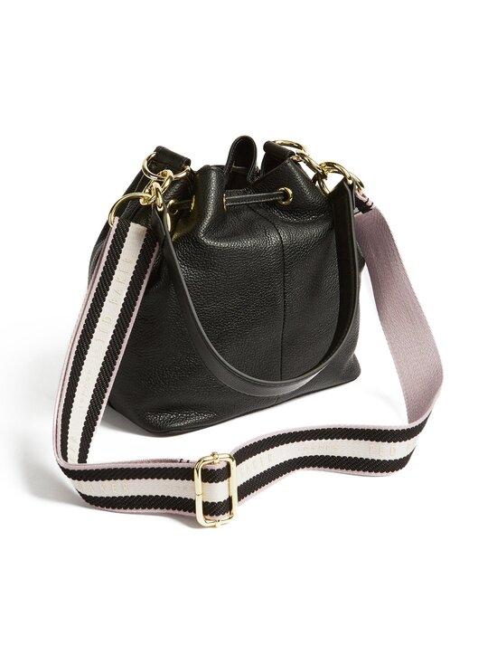 Ted Baker London - AMINAH Branded Webbing Strap Bucket Bag -nahkalaukku - JET-BLACK | Stockmann - photo 2
