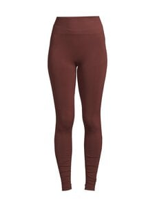 Casall - Essential Seamless Tights -trikoot - MAHOGANY RED 230 | Stockmann