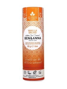 Ben & Anna - Deodorant Stick Vanilla Orchid Papertube -soodadeodorantti 60 g - null | Stockmann