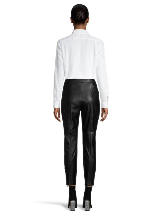 Ted Baker London - Vllada Faux Leather Legging Trousers -housut - 00 BLACK | Stockmann - photo 3