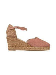 Wonders - Espadrille Suede Strap -sandaalit - ANTE BLUSH AS PER PIECE OF SAMPLE | Stockmann