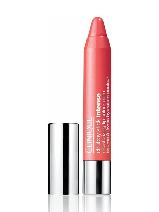 Clinique - Chubby Stick Intense Moisturizing Lip Colour Balm -huulikiiltokynä - 04 HELFIEST HIBISCUS | Stockmann - photo 1