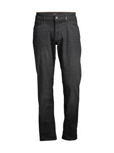 Camel Active - Regular fit 5-Pocket 2-Way-Stretch Houston -farkut - 86 BLACK INK BLUE   Stockmann