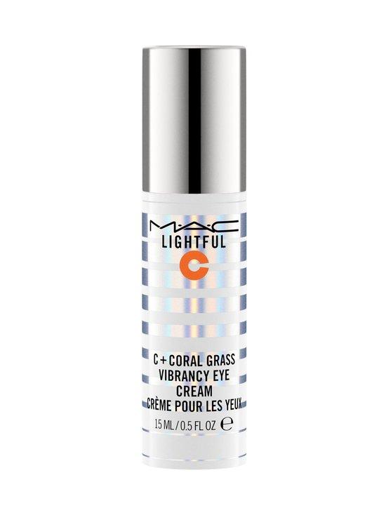 MAC - Lightful C + Coral Grass Vibrancy Eye Cream -silmänympärysvoide 15 ml - VÄRITÖN | Stockmann - photo 1