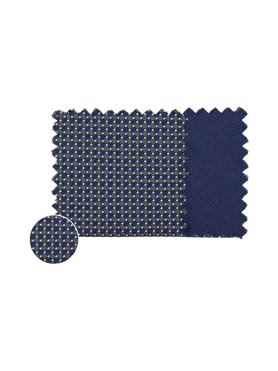 Micro Design Silk Tie -silkkisolmio