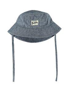 Lil' Atelier - NmmGastian Hat -hattu - MEDIUM BLUE DENIM | Stockmann
