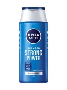 NIVEA MEN - Strong Power Shampoo 250 ml - null | Stockmann