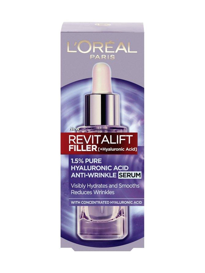 Revitalift Filler 1,5% Hyaluronic Acid Anti-Wrinkle Serum -seerumi 30 ml