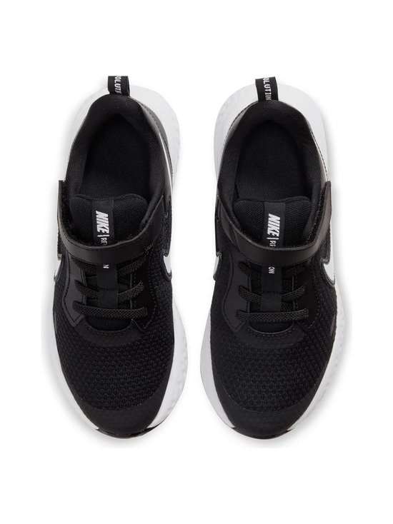 Nike - Revolution 5 -sneakerit - 003 BLACK/WHITE-ANTHRACITE | Stockmann - photo 3