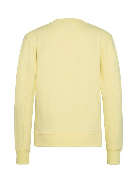 Calvin Klein Jeans - Vegetable Dye Monogram Crew Neck -collegepaita - ZHH MIMOSA YELLOW | Stockmann - photo 2
