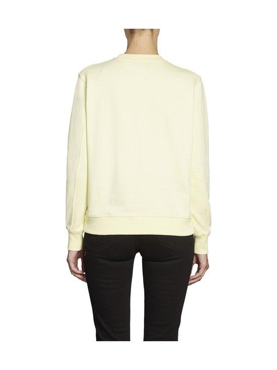 Calvin Klein Jeans - Vegetable Dye Monogram Crew Neck -collegepaita - ZHH MIMOSA YELLOW | Stockmann - photo 4