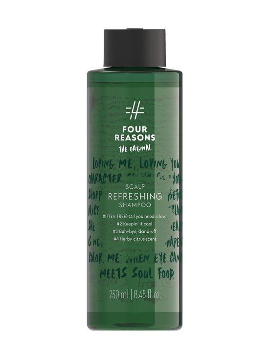 Four Reasons - Scalp Refreshing -shampoo 250 ml - NOCOL | Stockmann - photo 1