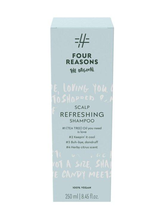 Four Reasons - Scalp Refreshing -shampoo 250 ml - NOCOL | Stockmann - photo 2