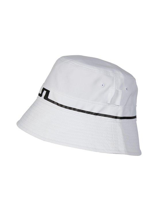 J.Lindeberg - Hank Bucket Hat -lakki - WHITE | Stockmann - photo 1
