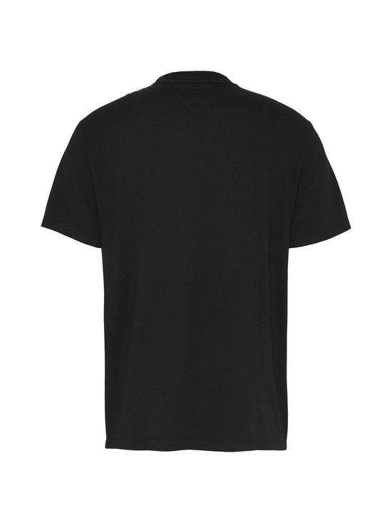 Tommy Jeans - Tjm White Box Logo Tee -paita - BDS BLACK | Stockmann - photo 2