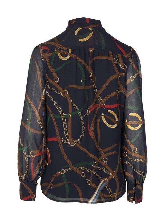 Lauren Ralph Lauren - Klaryce Shirt -pusero - 39HM LRN NVY MU   Stockmann - photo 2