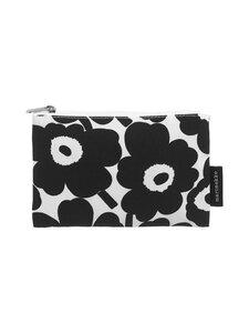 Marimekko - Kaika Mini Unikko cosmetic bag - 190 WHITE, BLACK | Stockmann