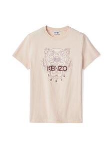 Kenzo - Classic T-Shirt Tiger -paita - 34 - LIGHT SINGLE JERSEY CLASSIC TI - FADED PINK | Stockmann