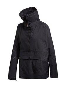 adidas by Stella McCartney - Halz-Zip Mid Length Jacket -takki - BLACK   Stockmann