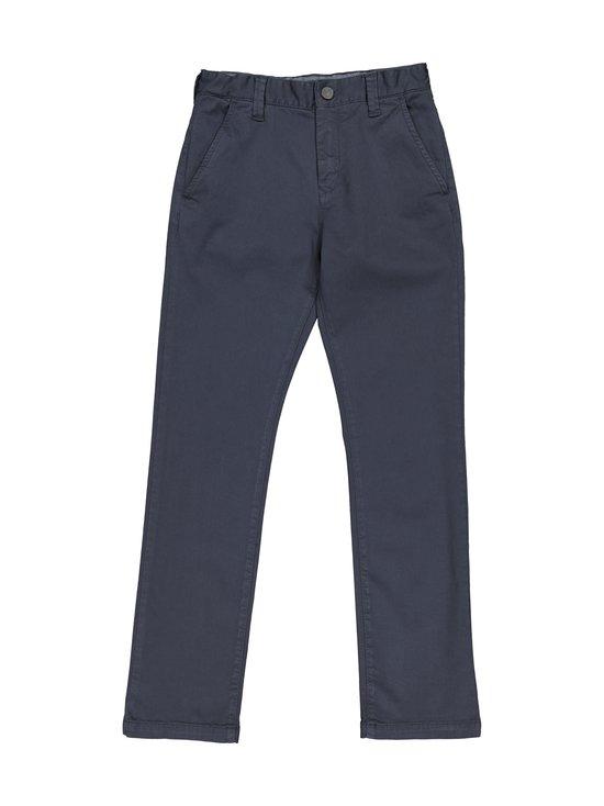 Replay & Sons - 8 OZ Strech Gabardine -housut - 086 DARK BLUE | Stockmann - photo 1