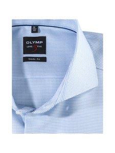 Olymp - Level Five Body fit -kauluspaita - VAALEANSININEN   Stockmann