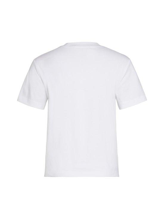 Plus Size Straight Logo Tee -paita