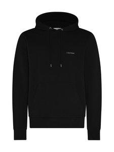 Calvin Klein Menswear - Logo Embroidery Hoodie -huppari - BEH CK BLACK   Stockmann
