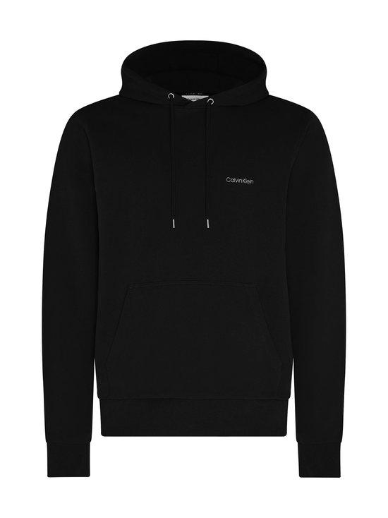 Calvin Klein Menswear - Logo Embroidery Hoodie -huppari - BEH CK BLACK | Stockmann - photo 1