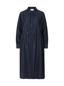 SECOND FEMALE - Calypso Coat Dress -takki - 5077 DEEP WELL | Stockmann