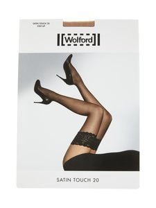 Wolford - Satin Touch -stay-up-sukat 20 den - GOBI | Stockmann